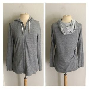 Mossimo Supply Co. Tops - ⭐️CLOSET CLOSING Mossimo zip up hoodie